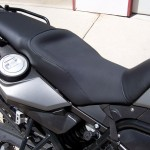 BMW F800 Touring Shape and Custom Cover