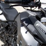 BMW F800GS Solo Saddle