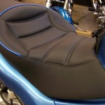 BMW K1200 RS solo saddle