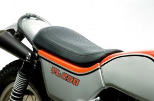 Honda TL250 Custom Seat Pan