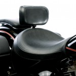 Roadstar Custom Seat, Backrest, Bags