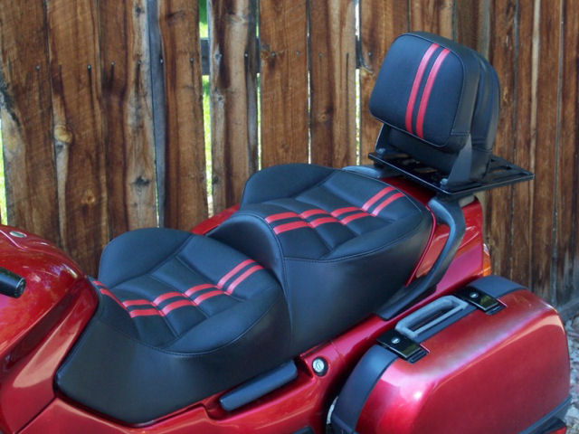 Hand Crafted Sport Tourer Seats Steve Gowing Custom